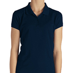 Girls' Short-Sleeve Performance Polo