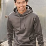 Poly-Tech Hooded Pullover Sweatshirt