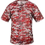 Digital Camo Placket Jersey