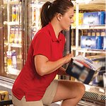 Women's Short Sleeve Performance Knit Pocketless Core Polo
