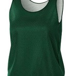 Ladies' Reversible Mesh Tank Top