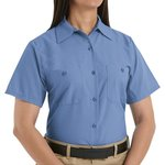 Women's Industrial Work Shirt